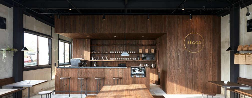 thiết kế quầy pha chế cho quán cafe 1