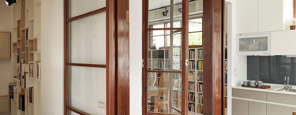 Dise os de puertas de madera para interiores puertas para for Puertas para dormitorios