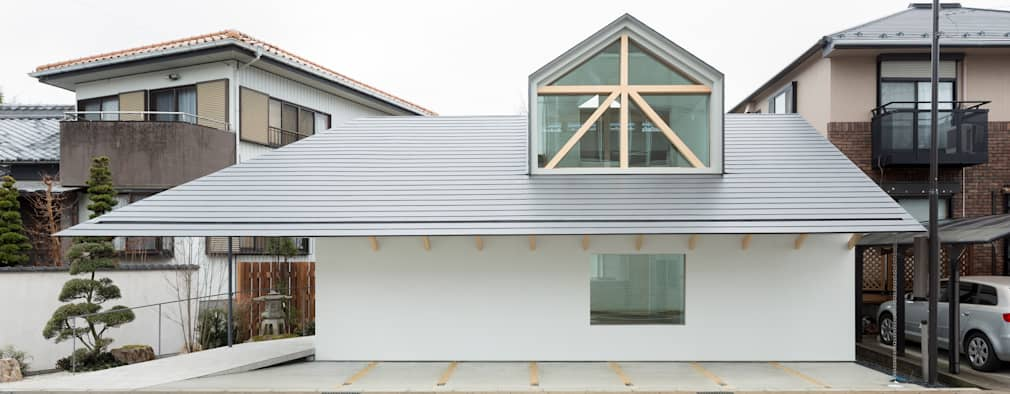 scandinavian Houses by 富永大毅建築都市計画事務所