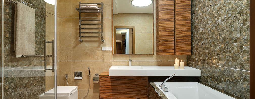 minimalistic Bathroom by Art-i-Chok