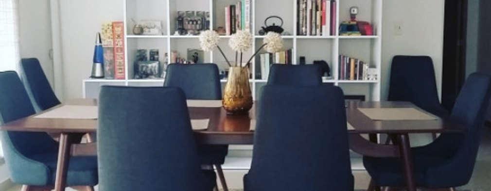 Muebles a la Medida:  de estilo  por TRES52 - Mobiliario