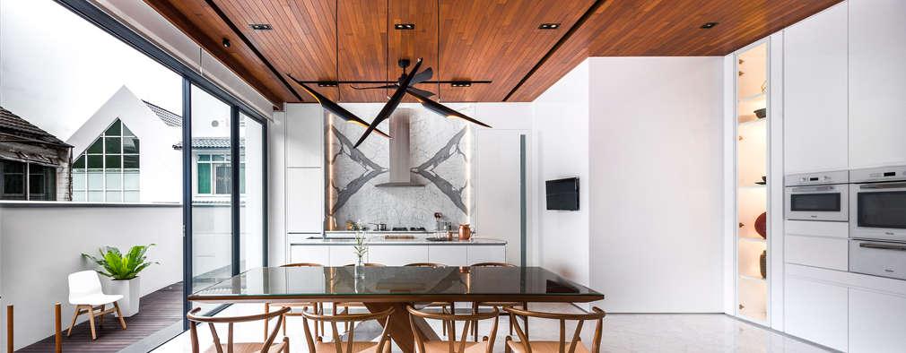 廚房 by ming architects