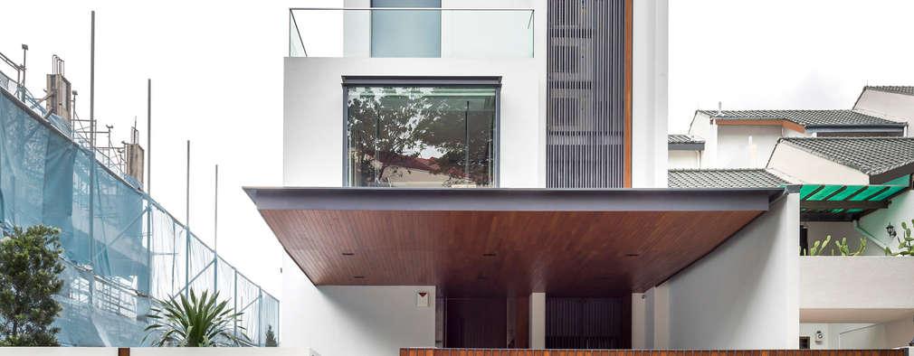 房子 by ming architects