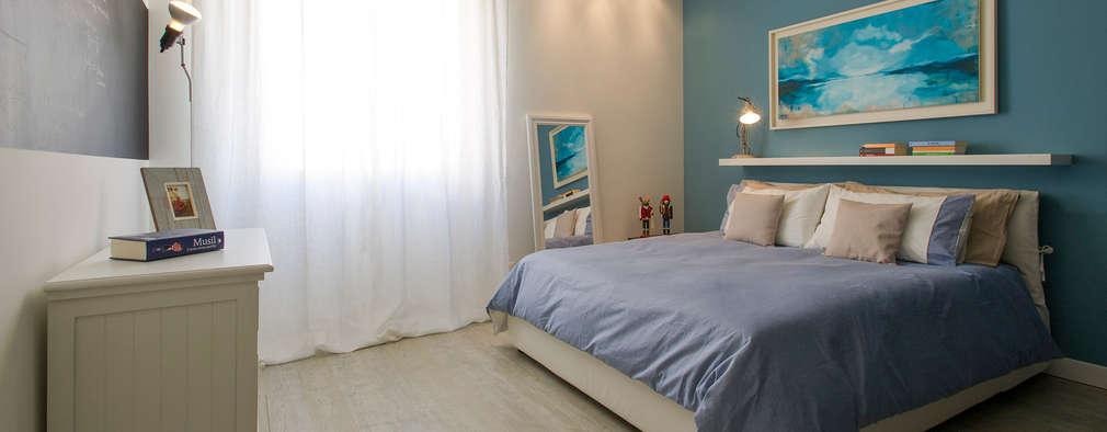 Moderne Schlafzimmer Von Archifacturing