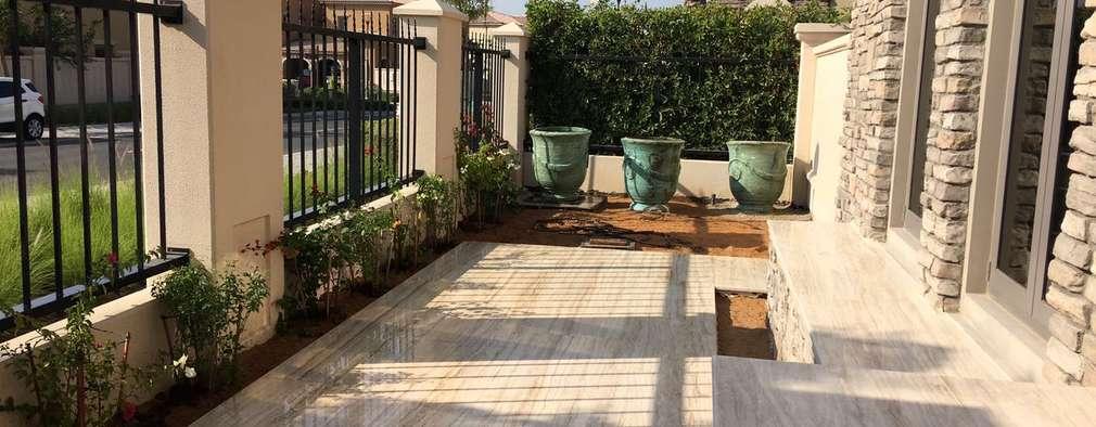 13 idee per rinnovare la pavimentazione esterna dell 39 ingresso di casa - Tecniche per rinnovare mobili ...