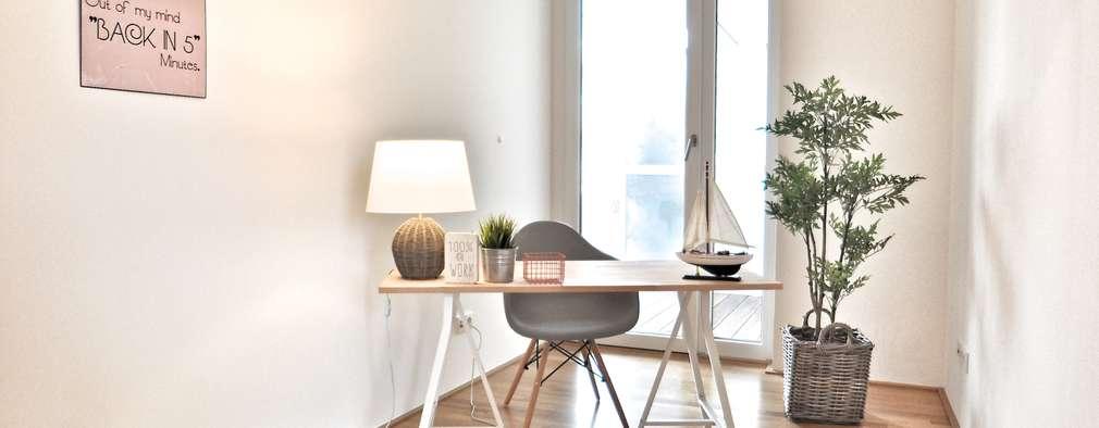 Projekty,   zaprojektowane przez Karin Armbrust - Home Staging