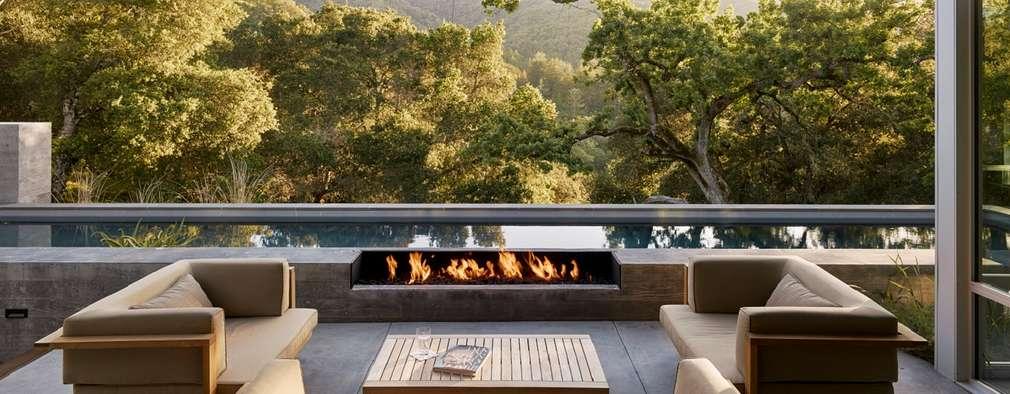 Ranch O|H:  Patios & Decks by Feldman Architecture
