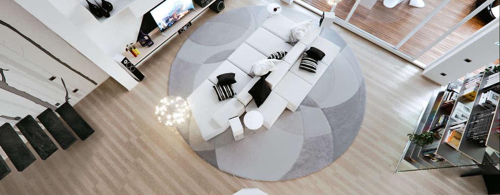 설렘으로 잠 못 이룰 정도로 아름다운 45평 펜트하우스