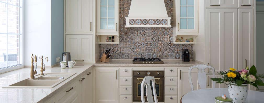 Nhà bếp by А-Дизайн