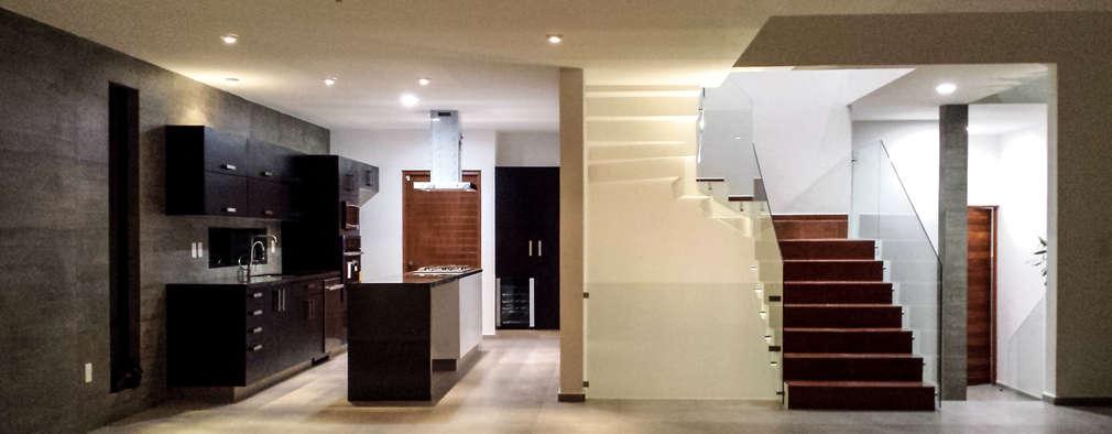 Una casa contemporánea y minimalista ¡te va a encantar!