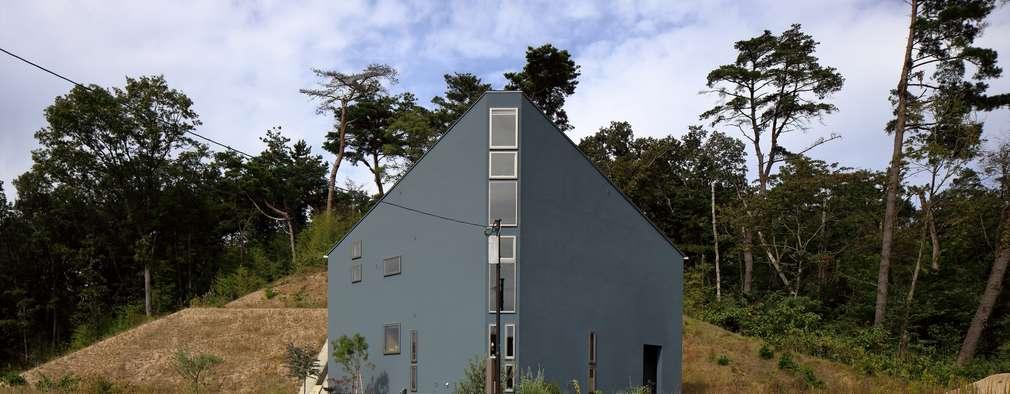 神戸北の家: 藤原・室 建築設計事務所が手掛けた家です。