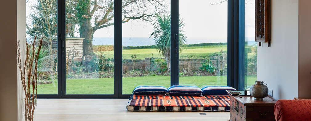 moderne Wohnzimmer von Barc Architects