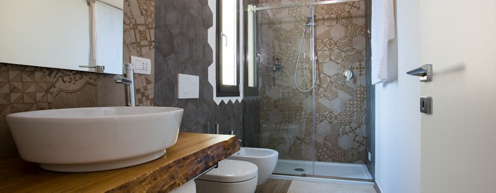 حمام تنفيذ BAABdesign
