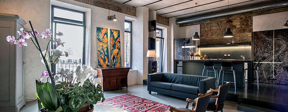 Las 5 mejores formas de ordenar los muebles en la sala for Muebles llamazares la cabrera