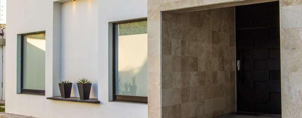 15 dise os de ventanas para fachadas modernas for Fachadas de ventanas para casas modernas