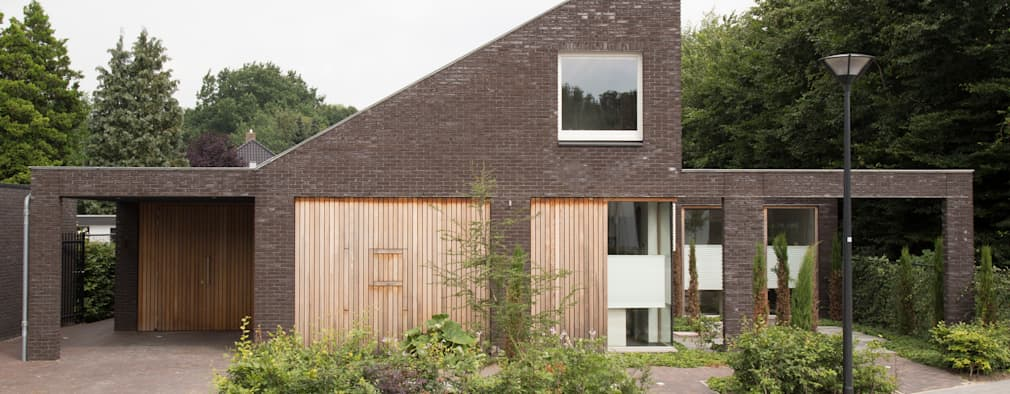 สวน by Jan Couwenberg Architectuur
