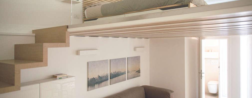 생각을 뛰어넘는 공간 절약 아이디어를 담다, 50m² 아파트