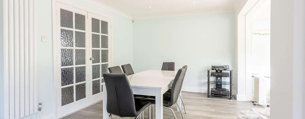 Столовые комнаты в . Автор – The Market Design & Build