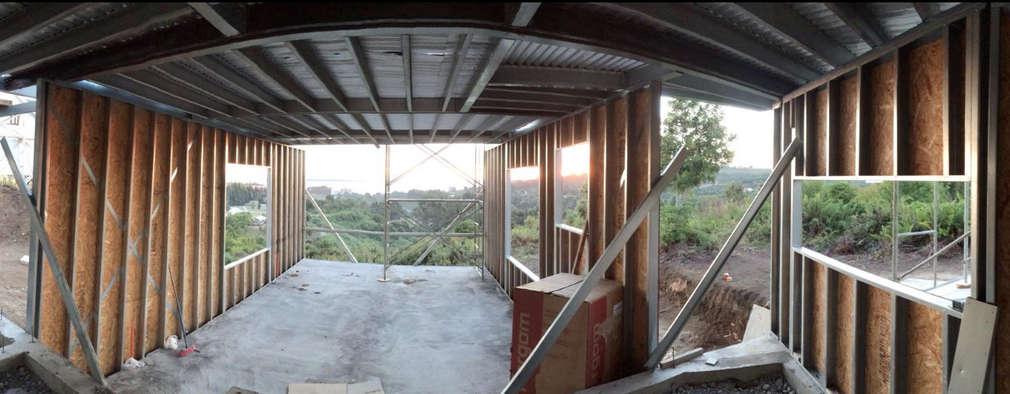 Cordova Arquitectura y Construcción .: modern tarz Evler