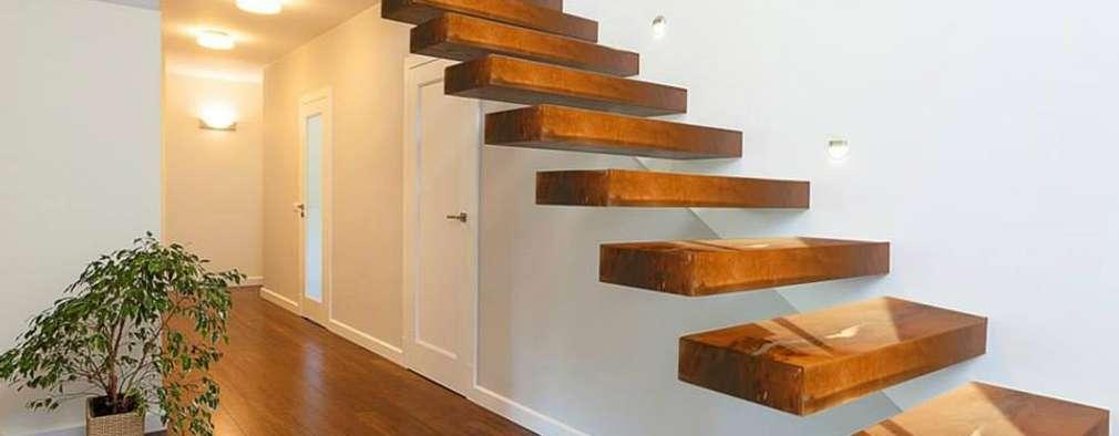 20 dise os de escaleras que tienes que ver antes de for Ver escaleras