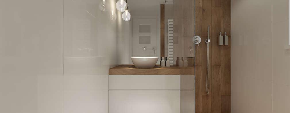 16 moderne Duschen, mit denen kleine Bäder ganz groß rauskommen