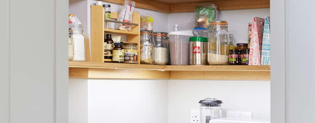 Dapur by Laura Gompertz Interiors Ltd