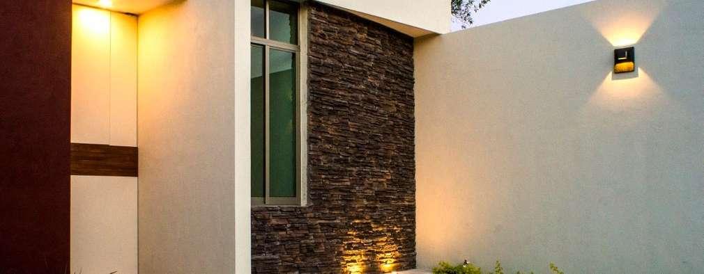 Casas de estilo moderno por MOVE Arquitectos