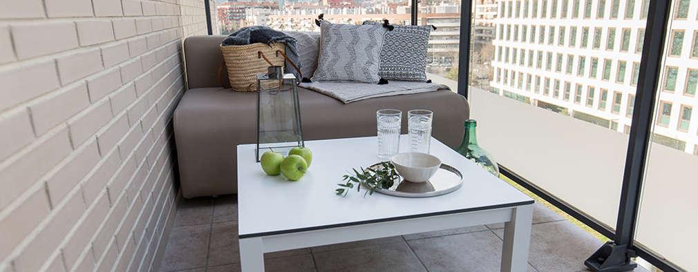diese 15 kleinen balkone musst du gesehen haben. Black Bedroom Furniture Sets. Home Design Ideas