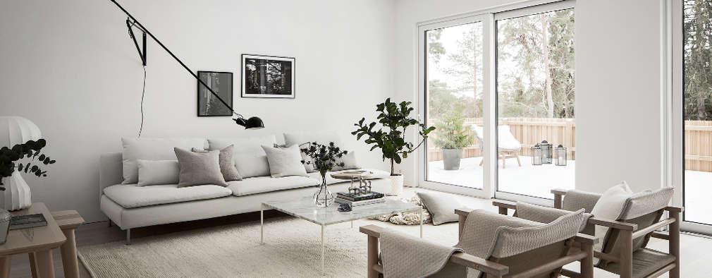 Ruang Keluarga by Design for Love