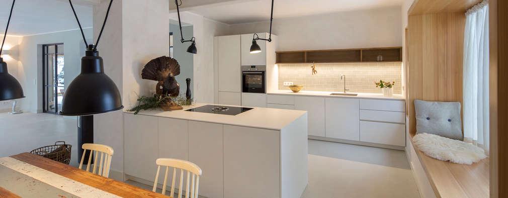Кухни в . Автор – CARLO Berlin - Architektur & Interior Design