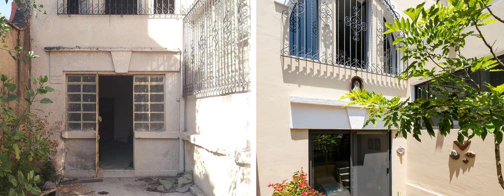 Projekty,   zaprojektowane przez Trama Arquitectos