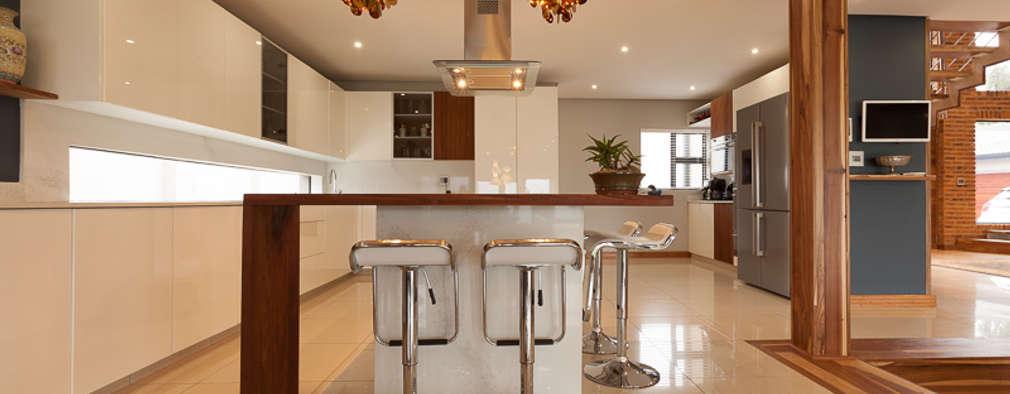 modern Kitchen by Redesign Interiors