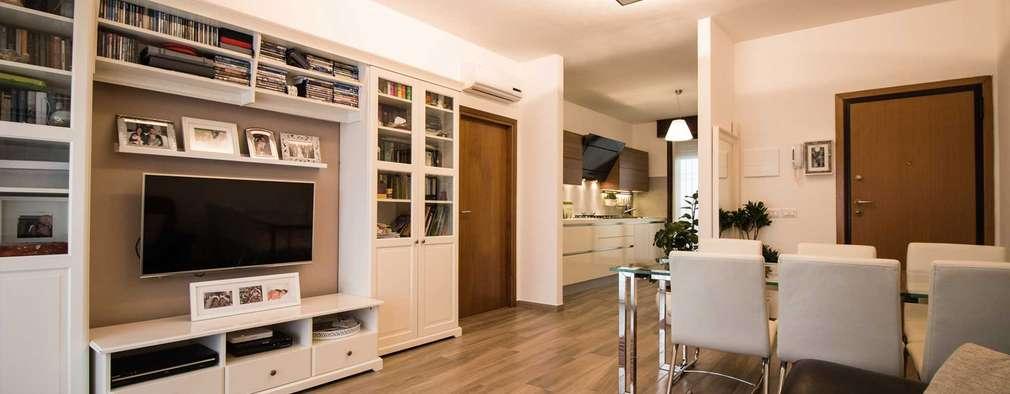Phòng khách by Arkinprogress
