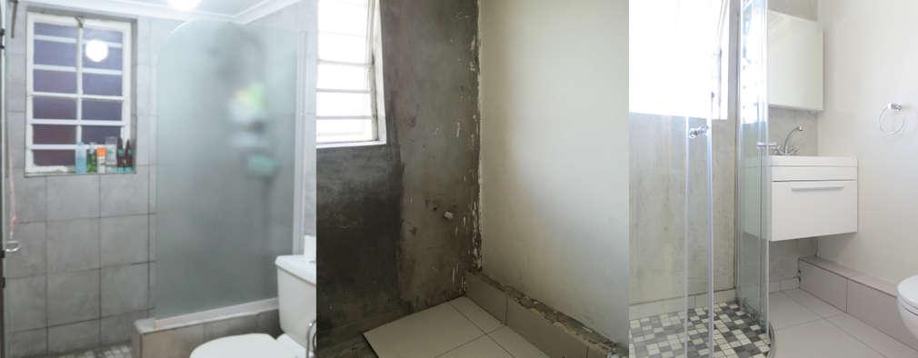 modern Bathroom by Trait Decor