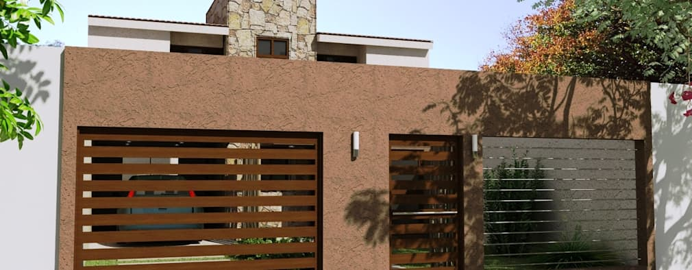 C mo dise ar la fachada de tu casa correctamente Como disenar tu casa