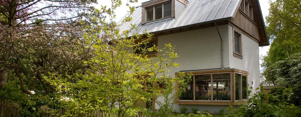 PH40: moderne Tuin door JE-ARCHITECTEN