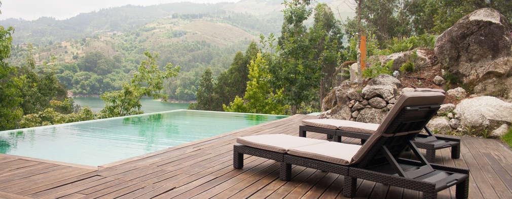 Pro e contro l 39 acqua salata per la piscina - Piscine acqua salata ...