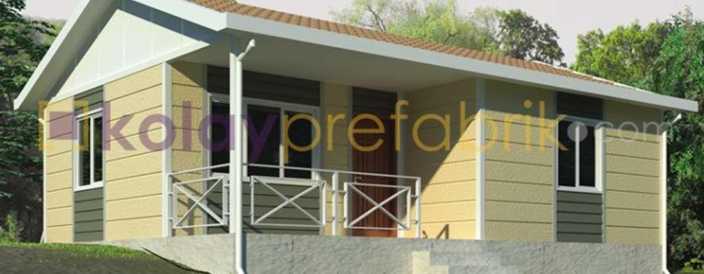 classic Houses by Kolay Prefabrik Evler