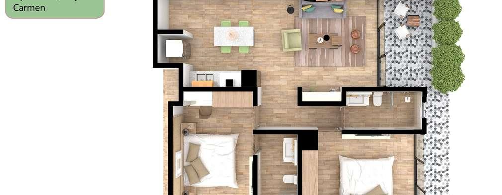 planos de casas homify