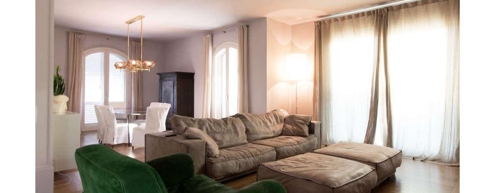 Ruang Keluarga by Zeno Pucci+Architects
