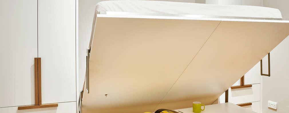 Phòng ngủ by Morph Interior Ltd