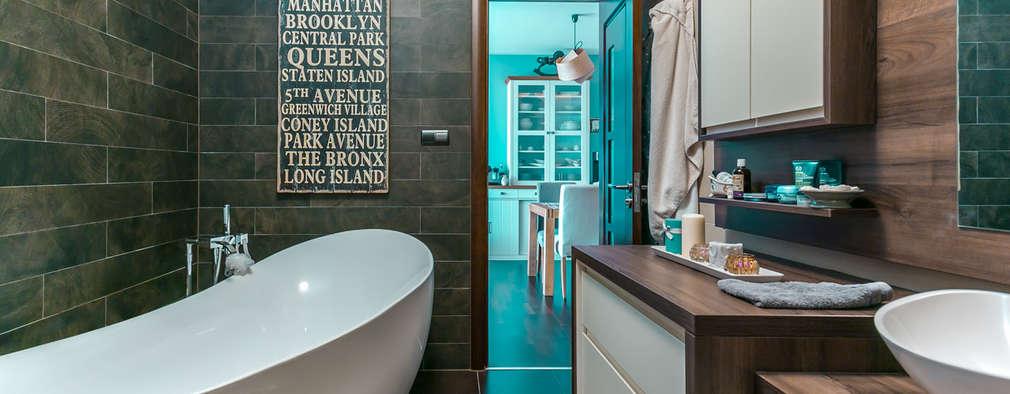 Projekty,  Łazienka zaprojektowane przez Tamas Bata Photography