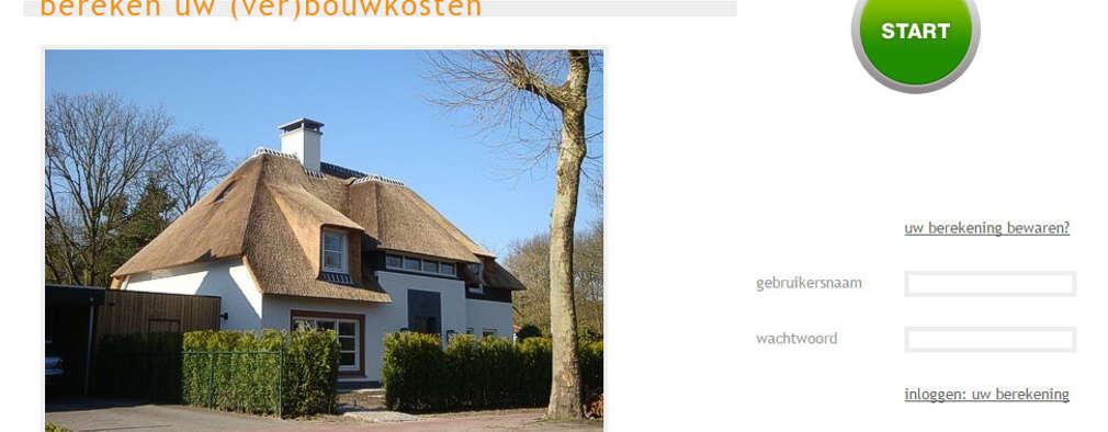 Casas de estilo moderno por watkostbouwen.nl