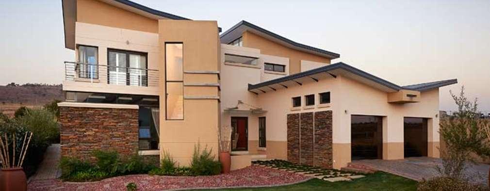 House Eye of Africa Golf & Residential Estate I: modern Houses by Metako Projex