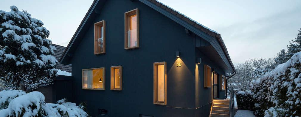 Umbau Eines Einfamilienhauses O°68: Moderne Häuser Von CARLO Berlin    Architektur U0026 Interior