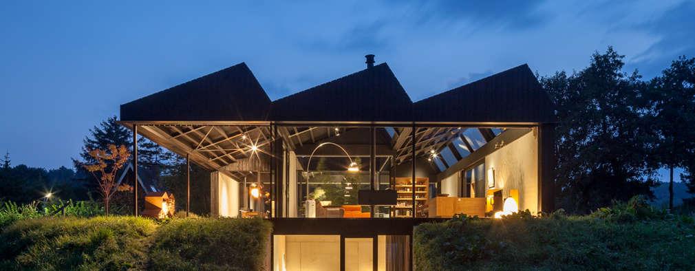 einzigartiger bungalow mit viel stil. Black Bedroom Furniture Sets. Home Design Ideas
