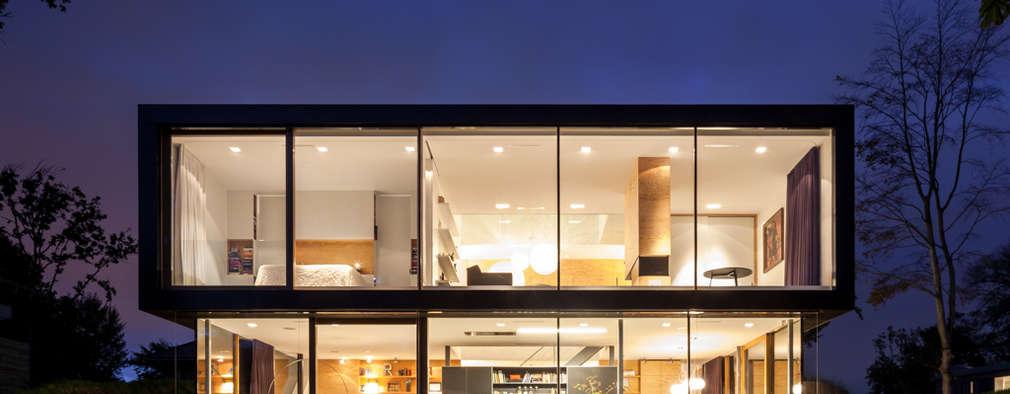 minimalistisches traumhaus mit maximalem wohnkomfort. Black Bedroom Furniture Sets. Home Design Ideas