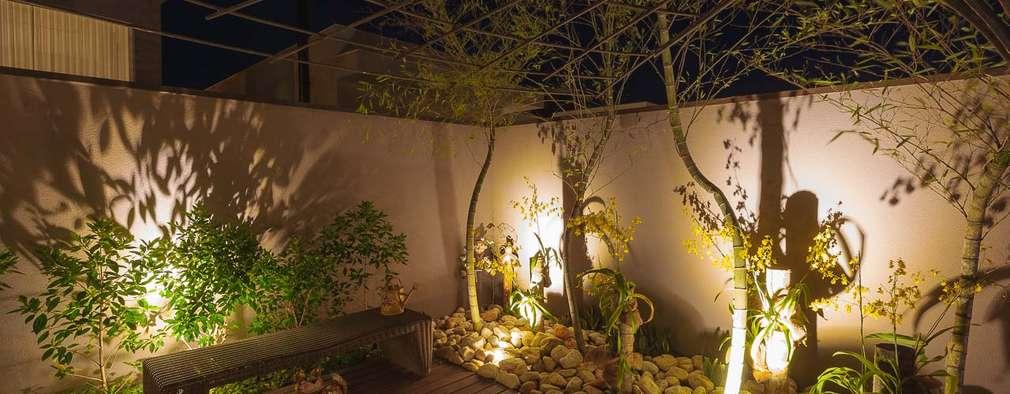 modern Garden by Rafaela Novaes Paisagismo
