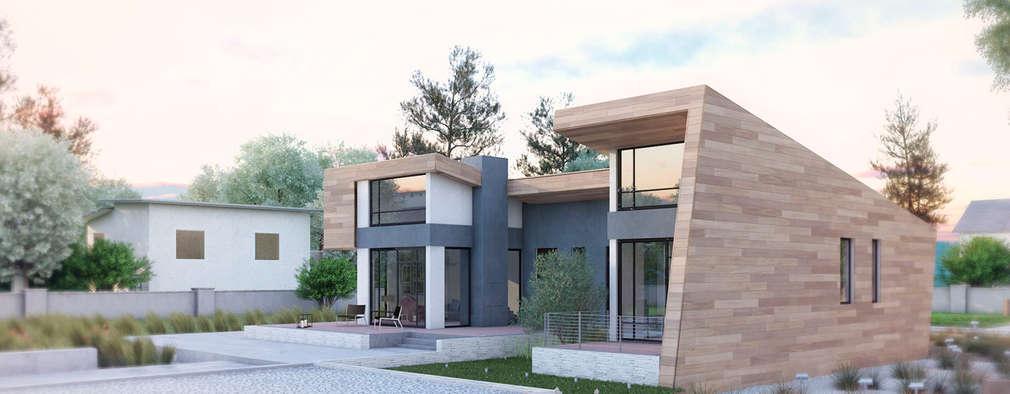 Dom 8 (VS -Italy): Дома в . Автор – Apriori Albero