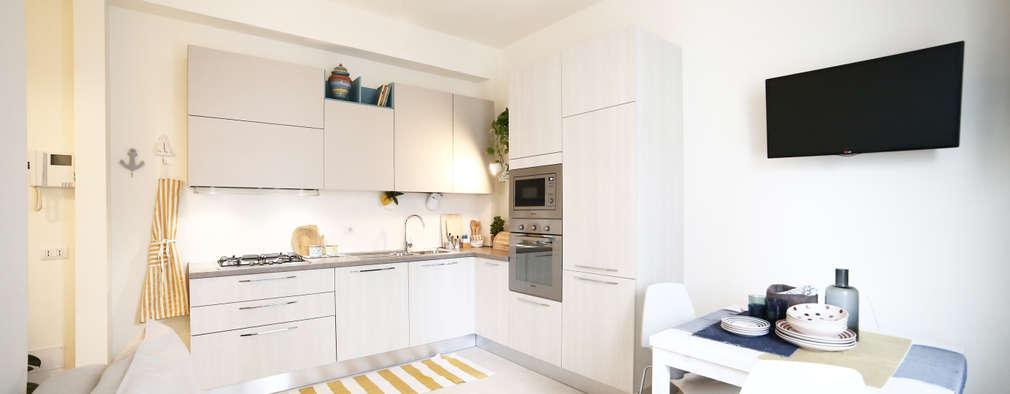 Un Appartamento Fresco e Luminoso Arredato con Pochi Soldi